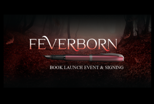 Karen Marie Moning's Feverborn Book Launch