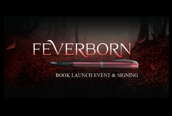 FEVERBORN Book Launch Party