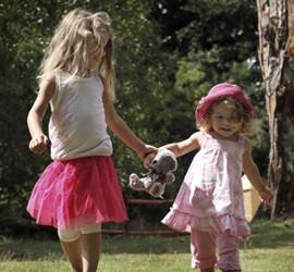 little girls featured