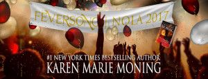 Feversong Launch Party | Karen Marie Moning